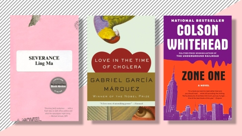 5 Books About Pandemics to Get You Through These Tough Times   StyleCaster