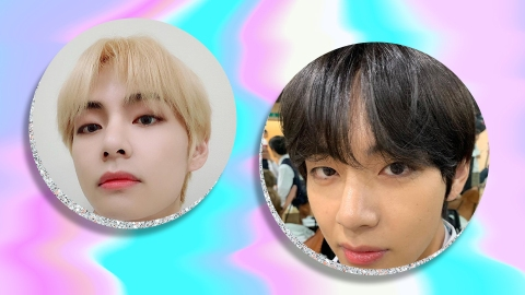 10 Hairstyles Only V from BTS Could Pull Off   StyleCaster