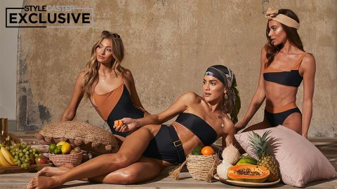Camila Coelho Talks Summer Trends, Working From Home & Her Brand-New Swimsuit Line   StyleCaster