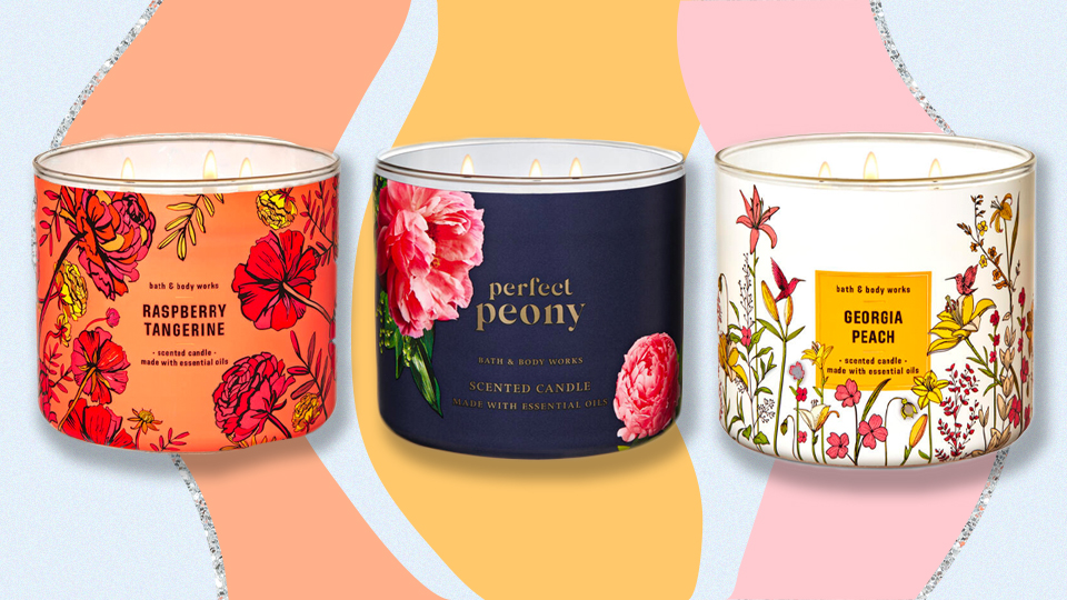 Let There be Light—Bath & Body Works Just Launched 28 (!) New Candles