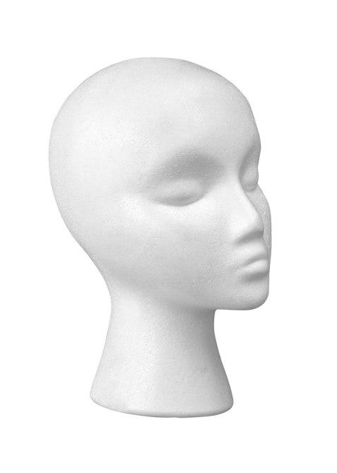 Cantor Styrofoam Wig Head