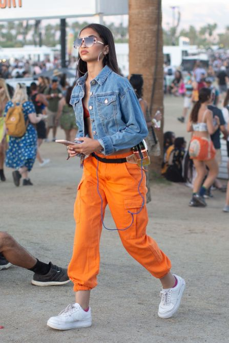 STYLECASTER | Coachella Fashion Trends 2020 | cargo pants