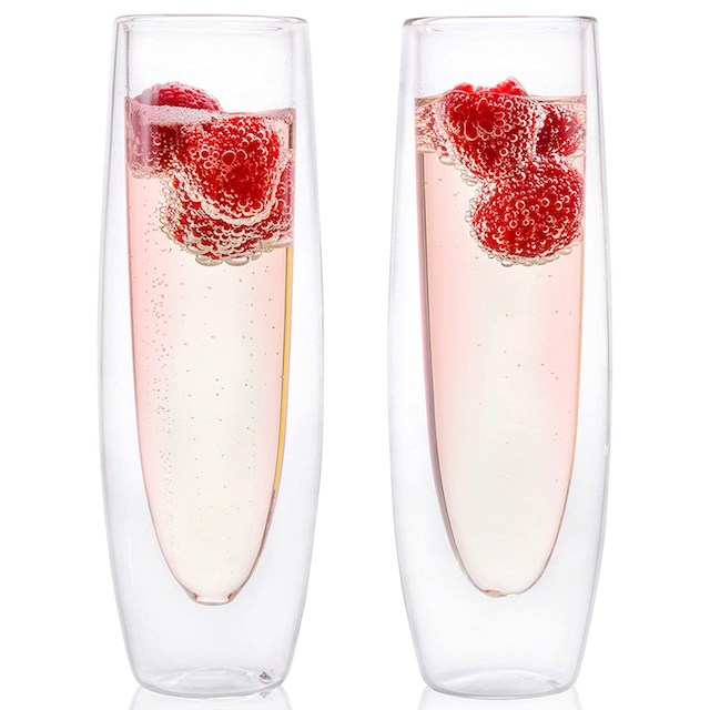 champagne glasses epare Non Breakable Champagne Glasses That Are Something Worth Toasting To