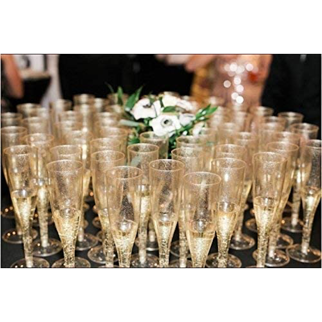champagne glasses oojami Non Breakable Champagne Glasses That Are Something Worth Toasting To