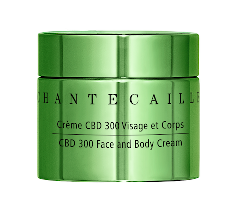 chantecaille cbd cream