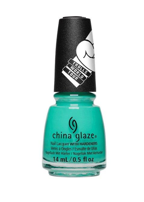 China Glaze Trolls World Tour Polish