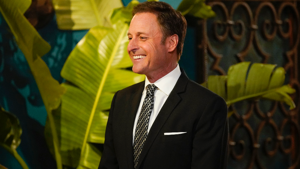 Chris Harrison's 'AFR' Replacement Was Announced—But Who Could Replace Him Permanently?   StyleCaster