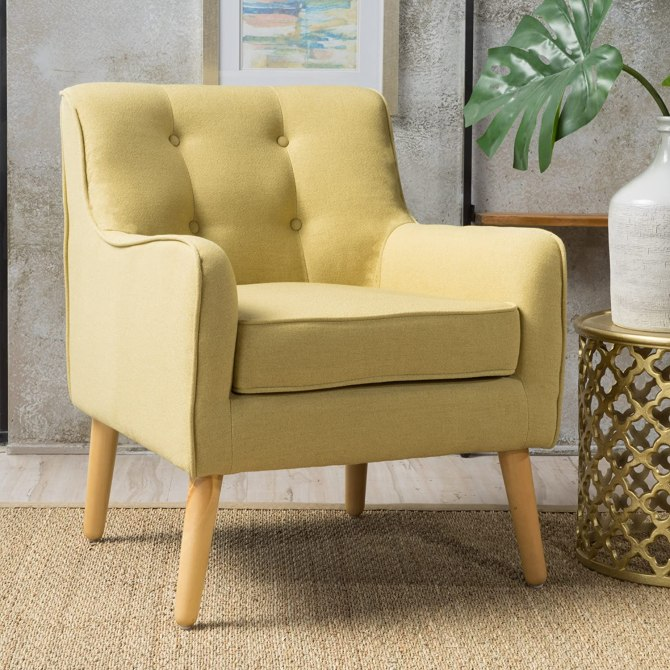 Christopher Knit arm chair amazon