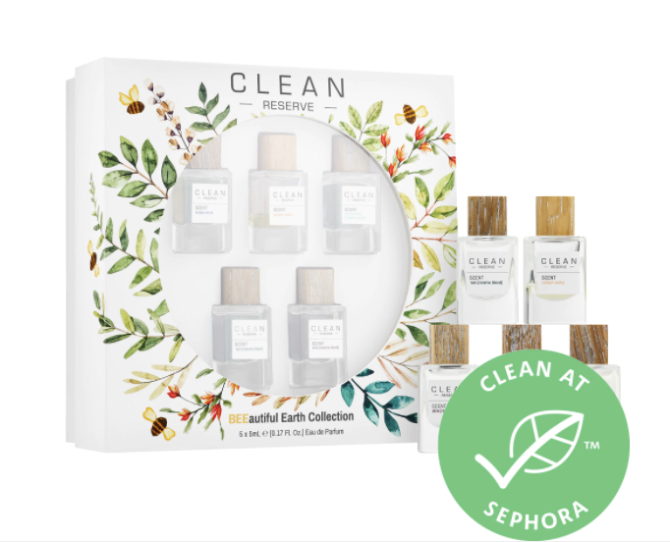 clean beeautiful earth collection