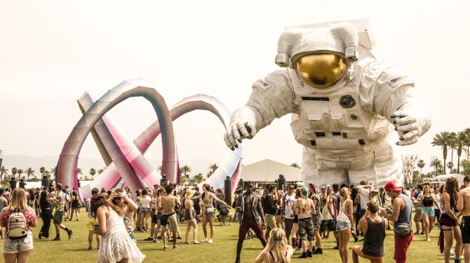 STYLECASTER | Festival Zoom Backgrounds | coachella atmosphere