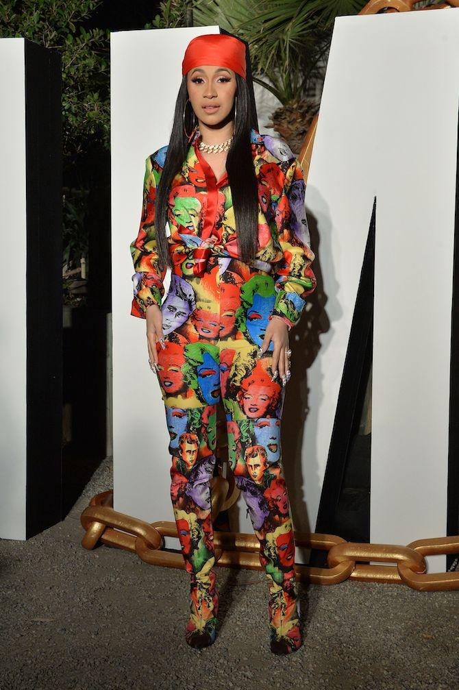 STYLECASTER | Best Coachella Fashion | Cardi B