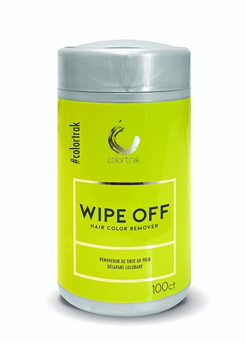 Colortrak Hair Color Remover Wipes
