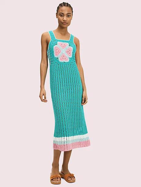 STYLECASTER | Coachella Fashion Trends 2020 | crochet dress
