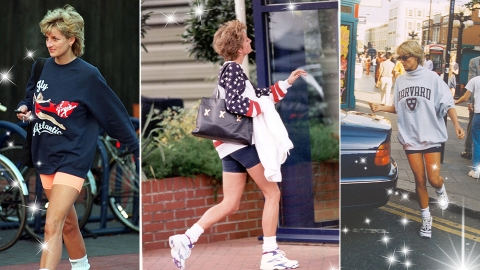 3 Comfy Looks Worn By Princess Diana That You Can Totally Copy Right Now | StyleCaster