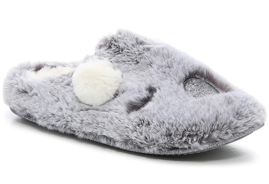 KOALA BEAR SCUFF SLIPPER