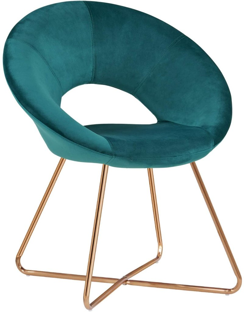 duhome accent chair amazon