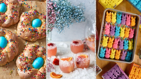 16 Easter Recipes To Whip Up For A Tasty At-Home Celebration | StyleCaster