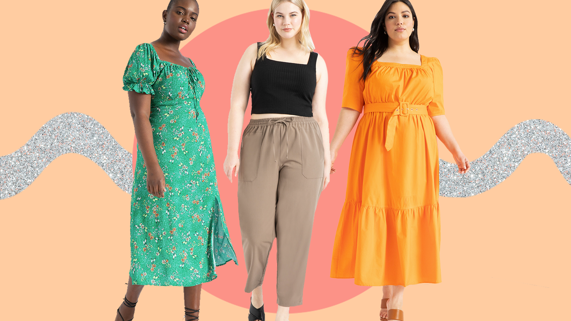 Eloquii's Entire Site Is 50% Off, and We're Shopping Our Summer Wardrobes