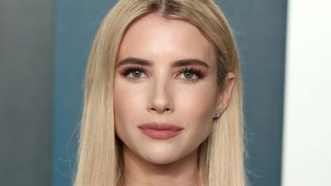 Emma Roberts Looks a Lot Cuter Than Me Masking at Home | StyleCaster