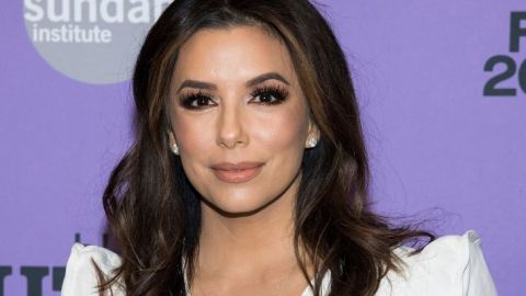 Eva Longoria Covering Her Gray Roots Is Oddly Satisfying | StyleCaster