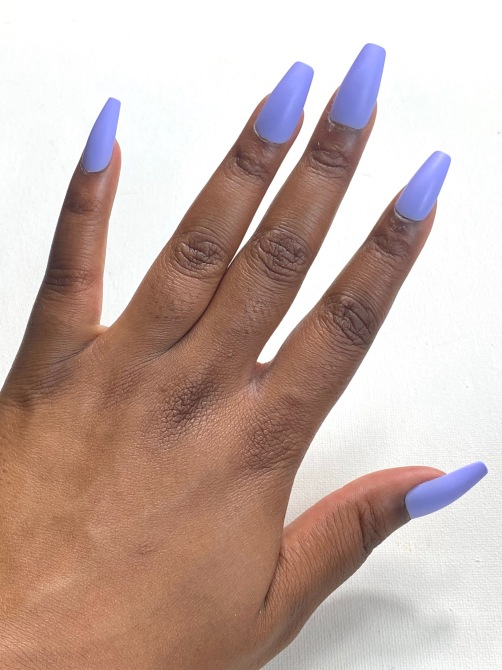 how to apply press on nails