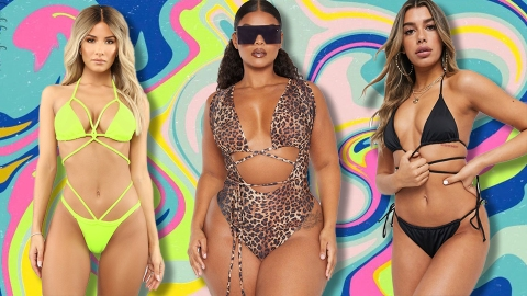 "The ""Floss"" Bikini Might Be Summer's Most Risque Trend 