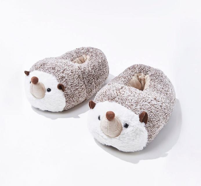 Hedgehog Indoor Slippers
