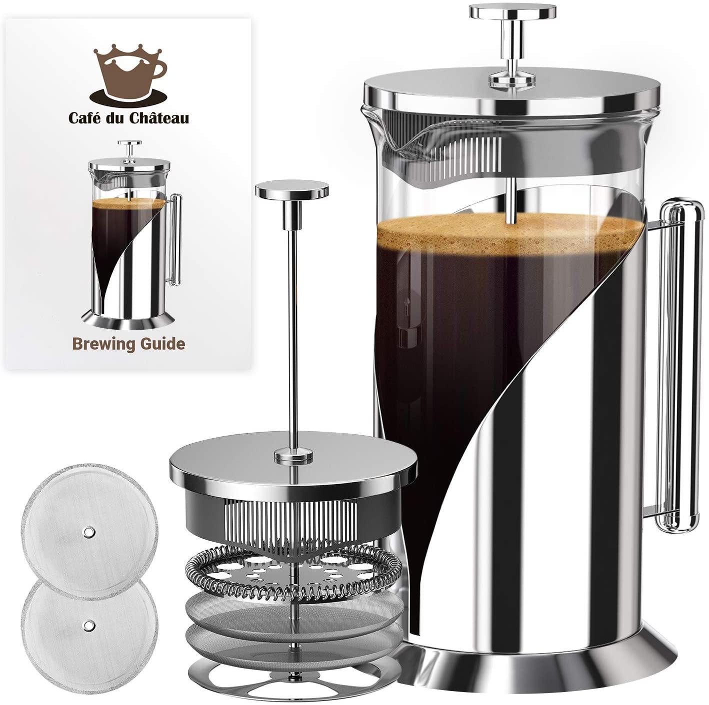Cafe Du Chateau Coffee Maker amazon