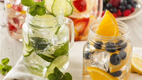 Fruit-Infused Water Recipes for Sipping Like You're at the Spa | StyleCaster