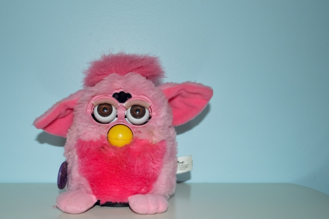 STYLECASTER | 90s Zoom Backgrounds | furby