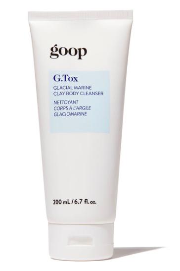 goop marine clay body cleanser