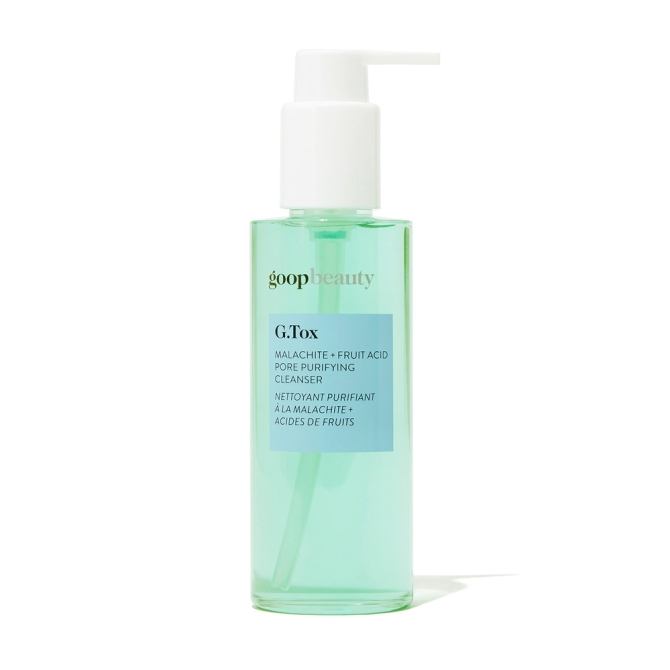 goop purifying cleanser