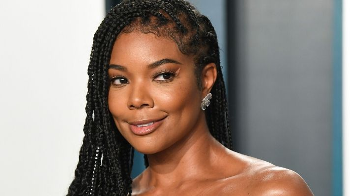 Cue the Awws—Gabrielle Union & Her Daughter Are Twinning at Home in Matching Curls