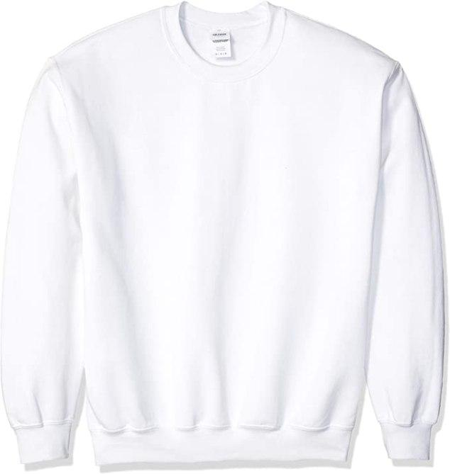 STYLECASTER | Tie Dye Trend 2020 | white sweatshirt