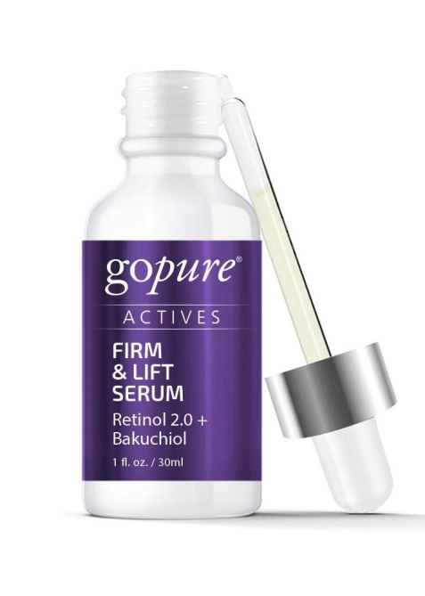 GoPure Actives Firm and Lift Serum