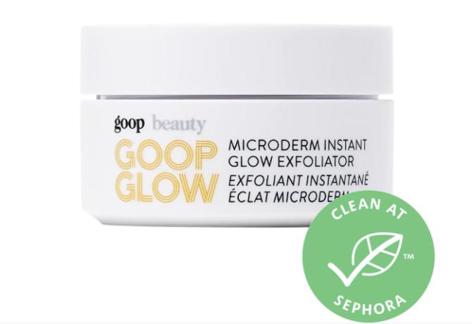 goop goopglow microderm instant glow