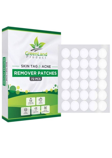 Greenland Product Skin Tag and Acne Remover Patches