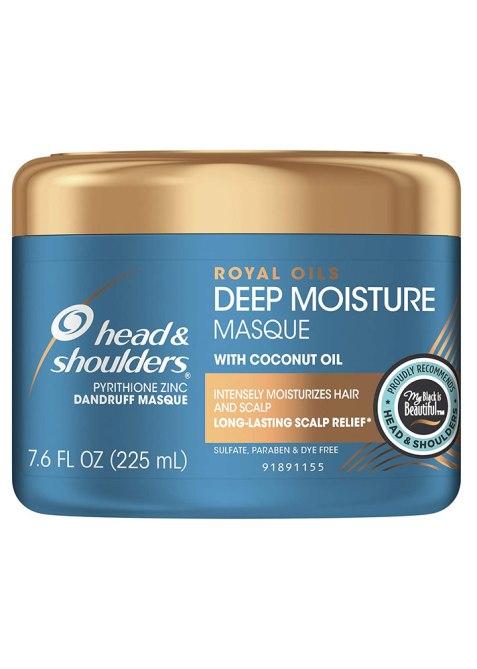 Head & Shoulders Deep Moisture Masque