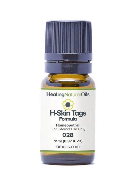 Healing Natural Oils H-Tags Skin Tag Removal Alternative