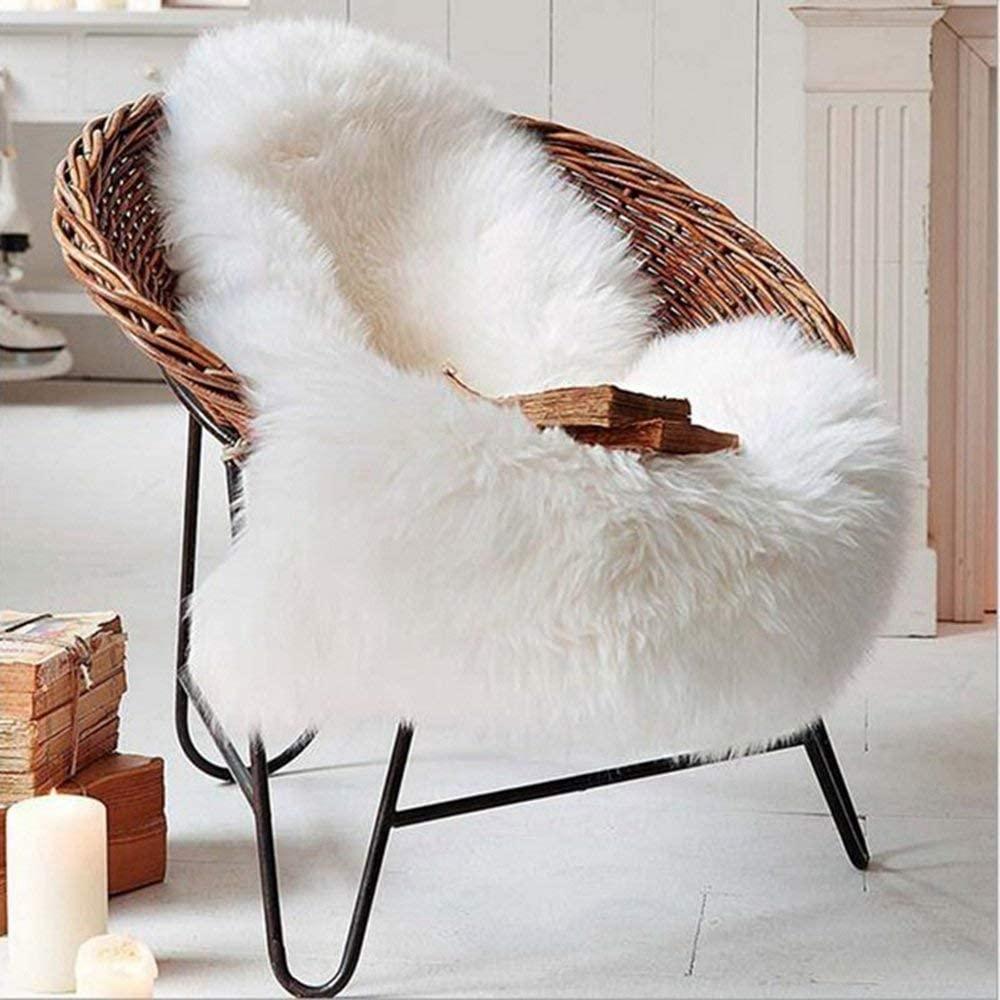 Hlzhou sheepskin rug