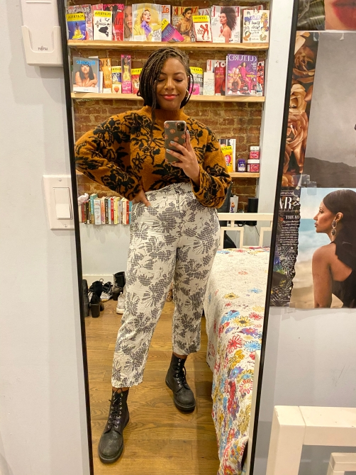 STYLECASTER | How to mix patterns trend