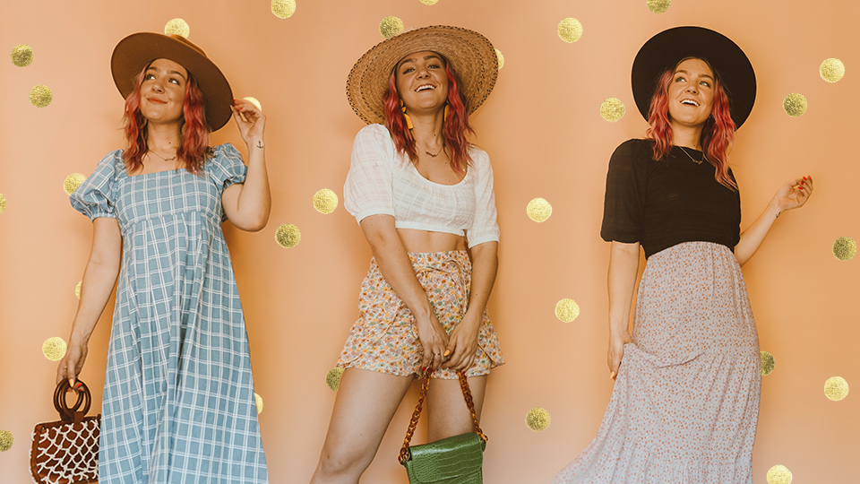 How To Style Puff Sleeves & Embrace Summer's Sweetest Trend | StyleCaster