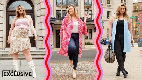 Hunter McGrady's All Worthy Clothing Line Is Majorly Size-Inclusive | StyleCaster