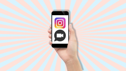 How To Video Chat Your Friends On Instagram Without Accidentally Going Live   StyleCaster