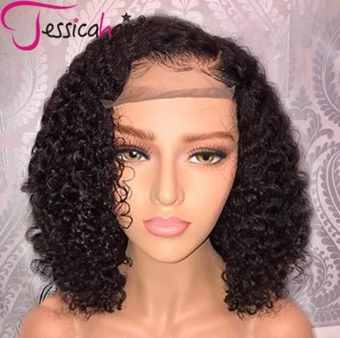 Jessica Hair 13 x 6 Short Bob Wig
