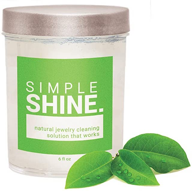 jewelry cleaner simple shine Gentle, Organic Jewelry Cleaners Thatll Make Your Accessories Shine Extra Bright