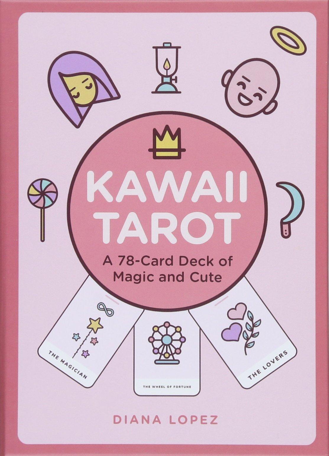 Kawai Tarot cards