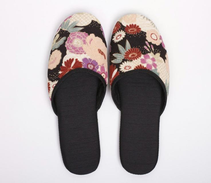 keikouchidauk Kimono Slippers.
