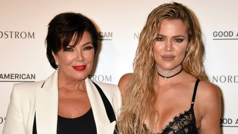 Khloé Kardashian Learned About Sex From Hearing Kris Jenner Do It—in the Same Room | StyleCaster