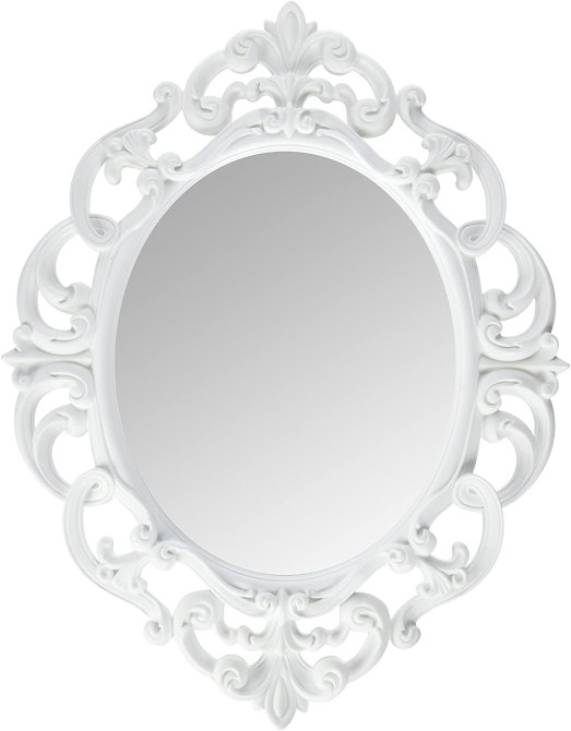 STYLECASTER | Mirror Challenge Photo Trend | vintage wall mirror